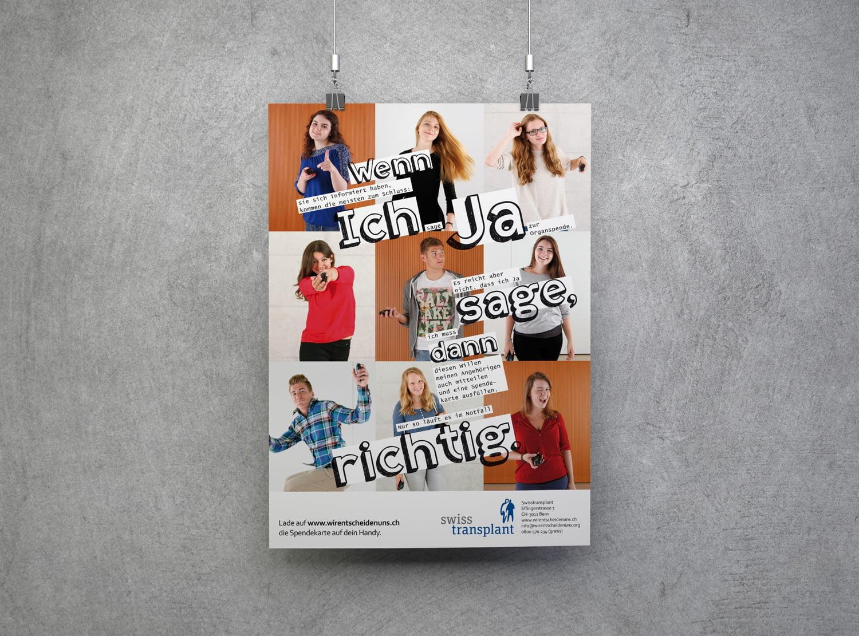 Plakat erstellen lassen | Milligan Design