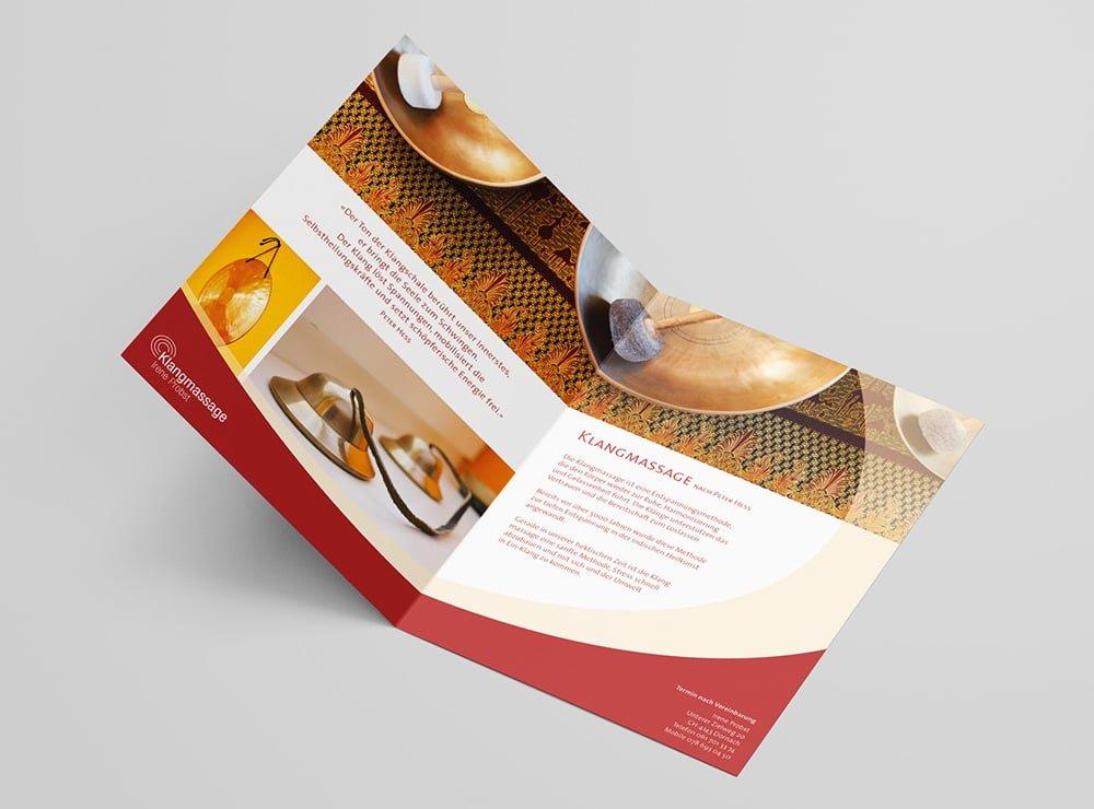 Flyer erstellen lassen | Milligan Design