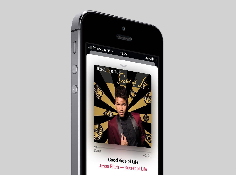 iTunes-Cover erstellen lassen | Milligan Design